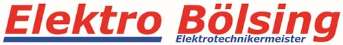 Elektro Bölsing – Elektrotechnikermeister